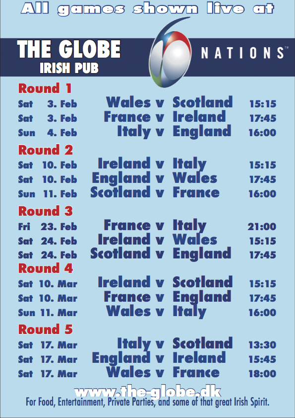 2018 6 Nations